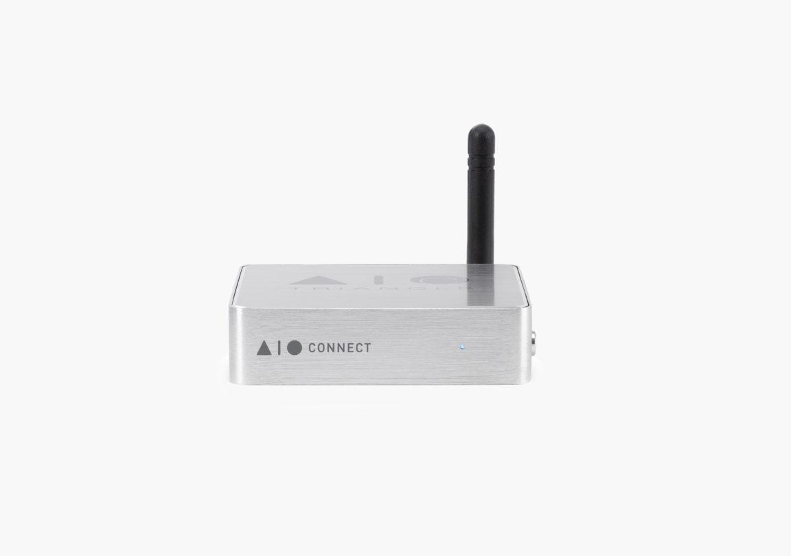 Système Enceinte connectée bluetooth wifi hifi triangle AIOC packshot 02