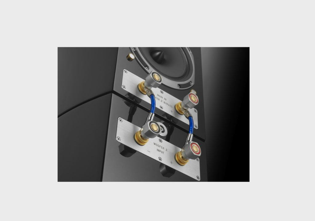 hifi speaker bornier magellan concerto triangle spec EN