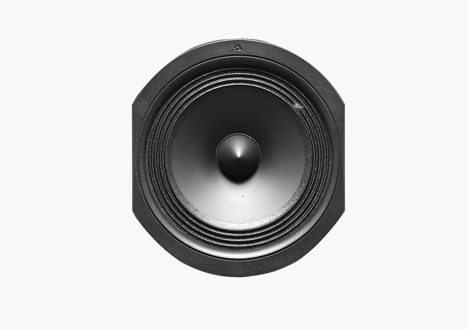 Haut-parleur medium enceinte hifi triangle plaisir packshot techno