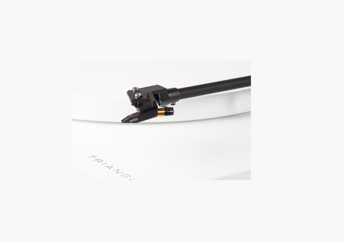 platine vinyle hifi triangle active series ln01A blanc packshot 03