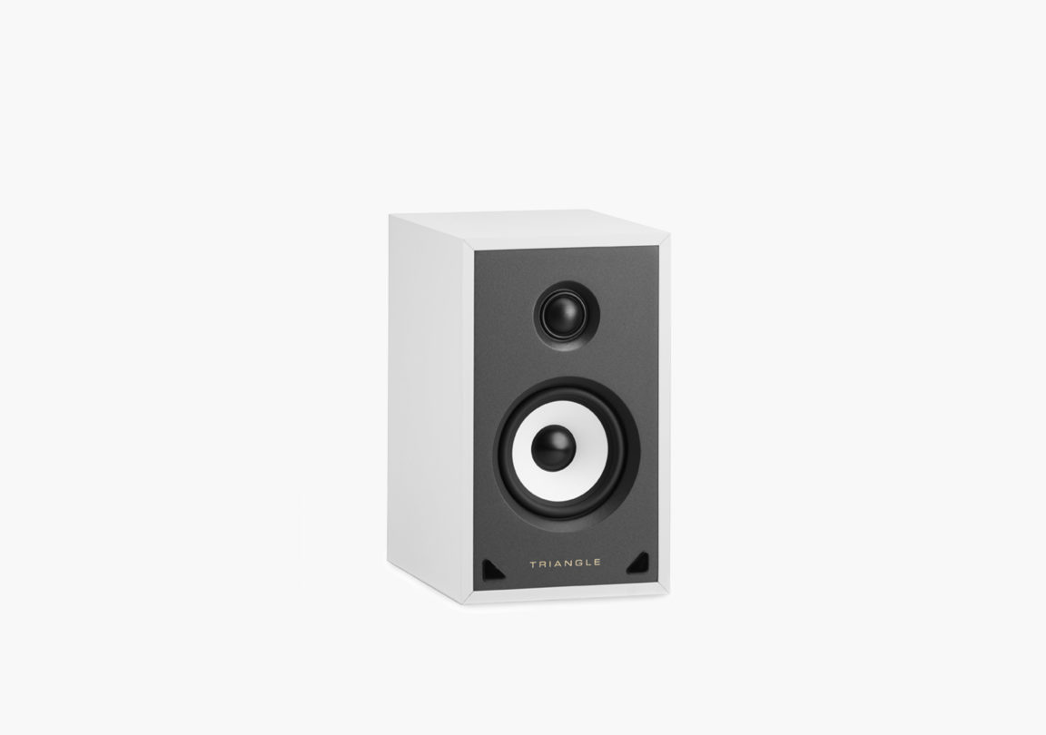 enceinte connectée bluetooth wifi hifi triangle sensa blanc sn01A packshot 04