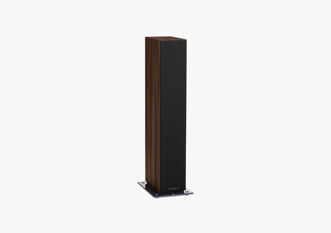 triangle floorstanding speaker esprit ez antal chestnut packshot 2