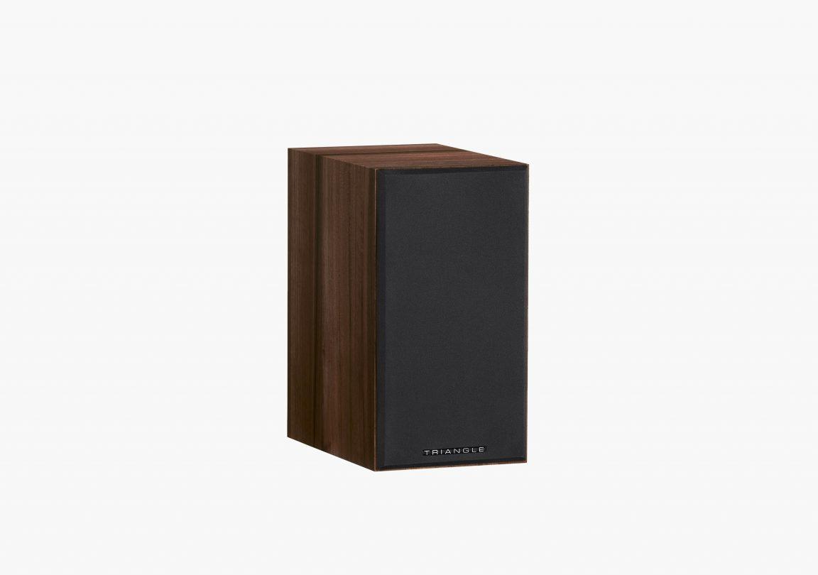 triangle bookshelf speaker titus esprit ez chestnut packshot 2