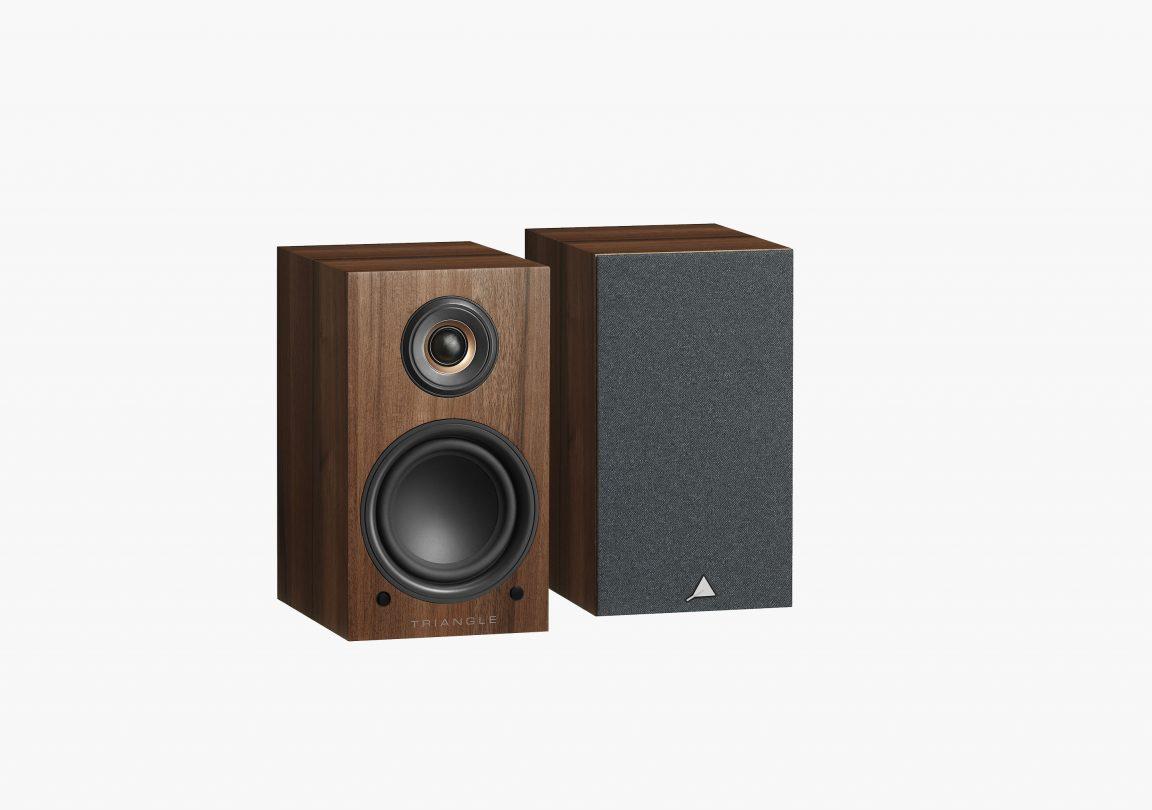 triangle active bluetooth speaker ln01A active series chestnut packshot 1