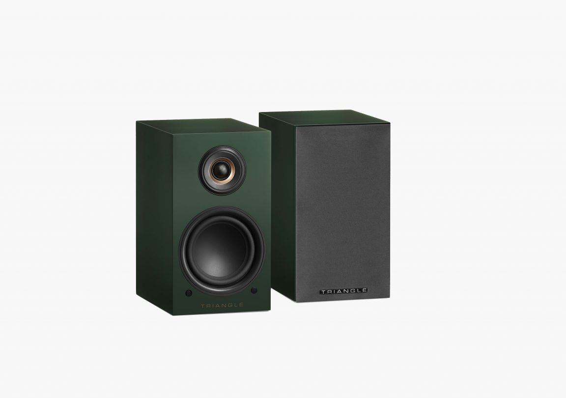 triangle active bluetooth speaker ln01A active series english green packshot 1