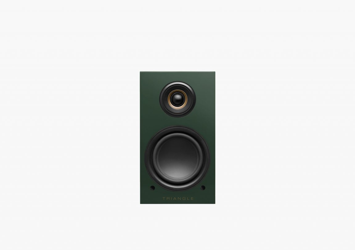 triangle active bluetooth speaker ln01A active series english green packshot 4