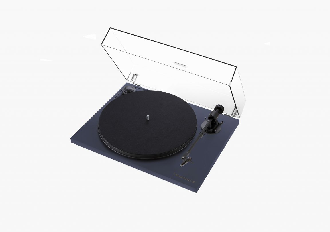 triangle turntable ln01A abyss blue packshot 3