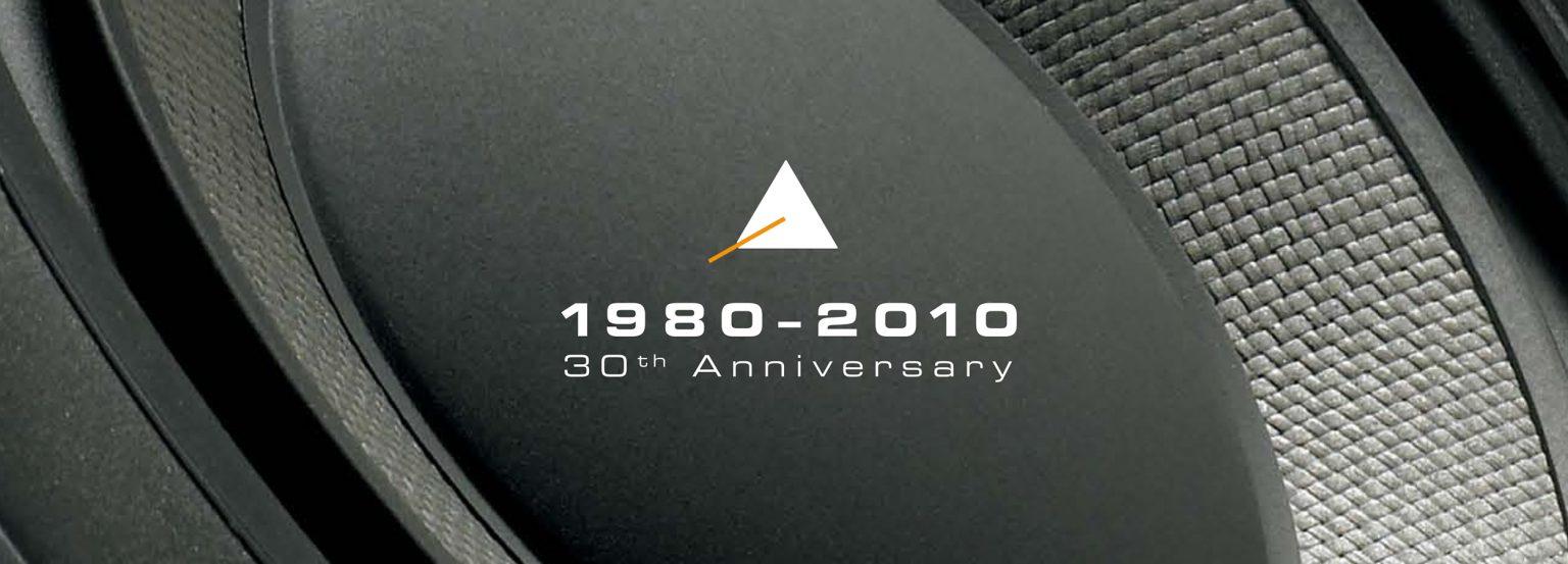 TRIANGLE enceinte hifi gamme 30e anniversary HP