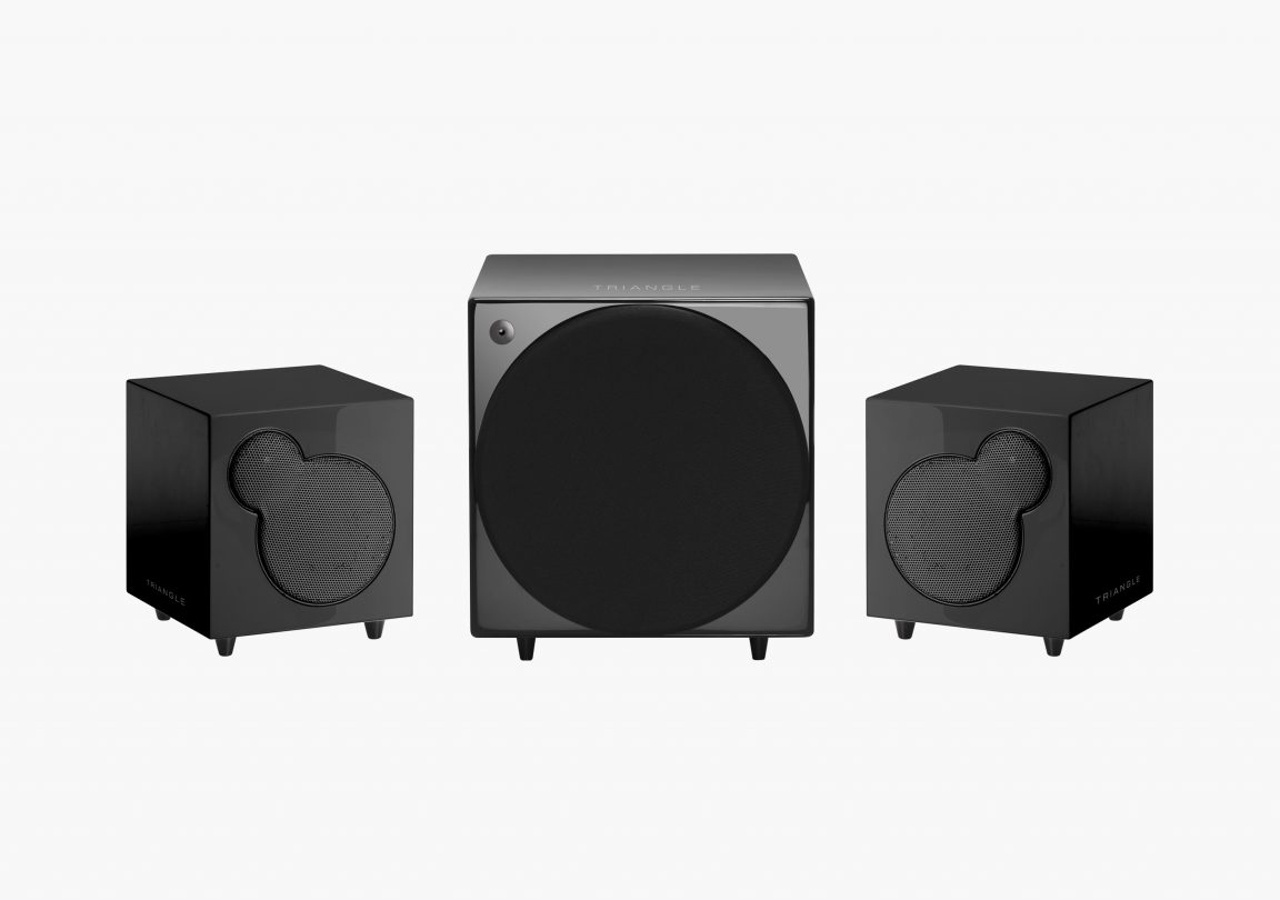 systeme acoustique multimedia amplifie color 1.2.3 packshot noir 2