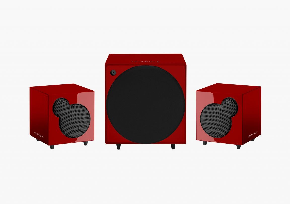 systeme acoustique multimedia amplifie color 1.2.3 packshot rouge 1