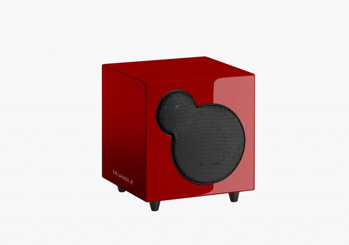 systeme acoustique multimedia amplifie color 1.2.3 packshot rouge 2