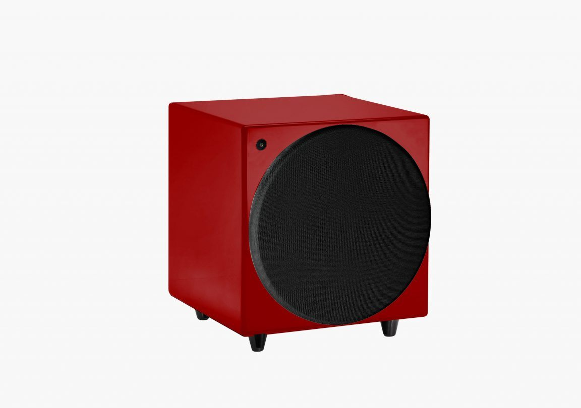 systeme acoustique multimedia amplifie color 1.2.3 packshot rouge 3