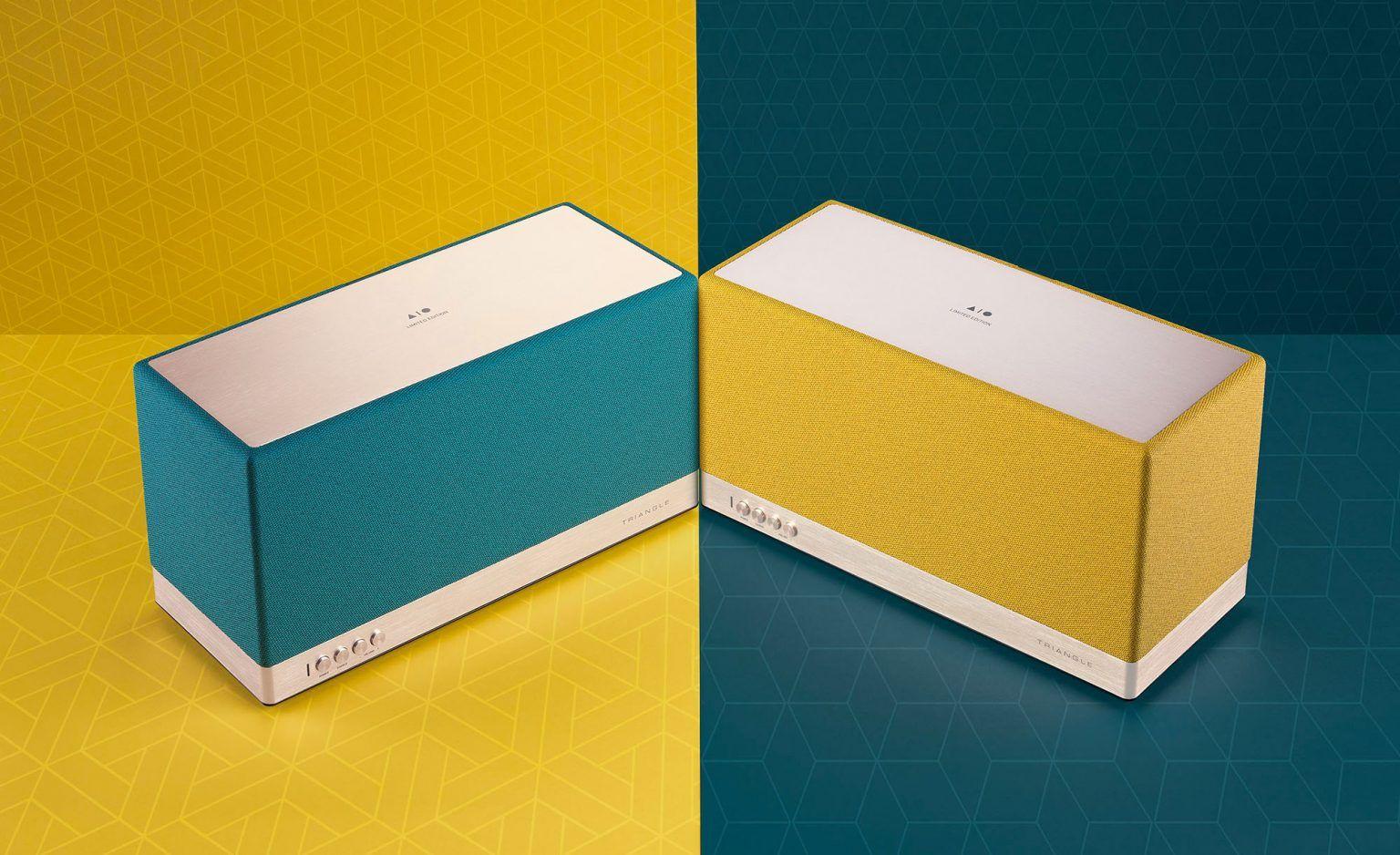 Triangle wireless speaker AIO 3 Limited EditionDuo en