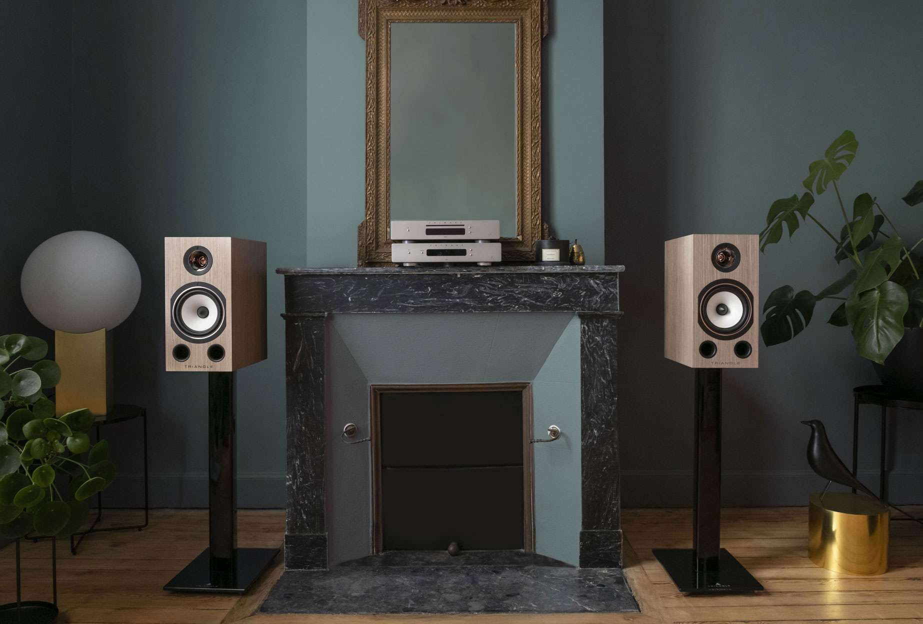 TRIANGLE - High End Hifi Speaker Manufacture