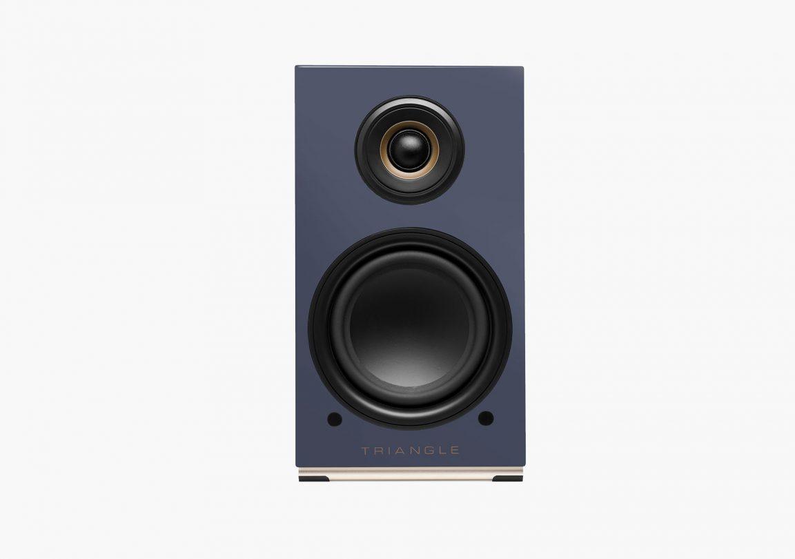 AIO TWIN speaker abyss blue triangle hifi 2