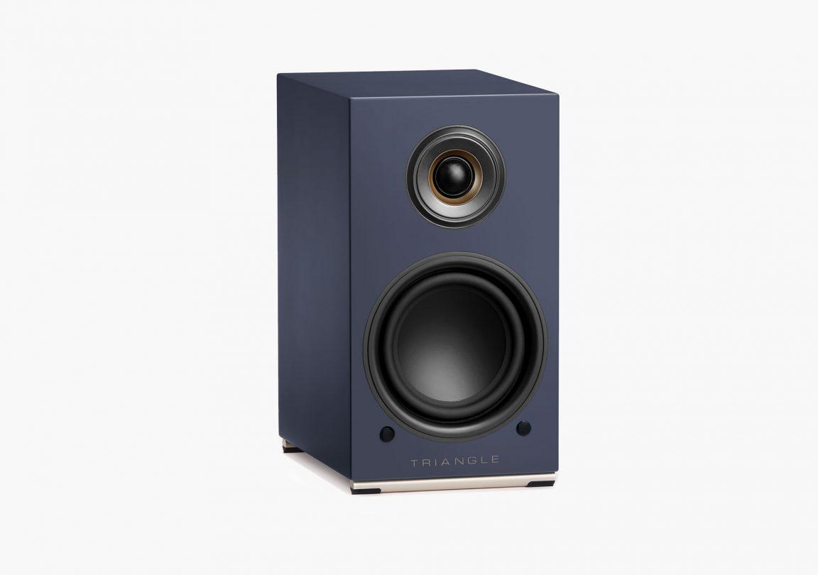 AIO TWIN speaker abyss blue triangle hifi 4